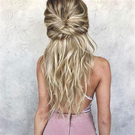 Wedding Hair Half Up by Best 25 Half Up Wedding Ideas On Bridesmaids