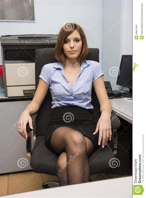 imagenes hot secretarias secretaria atractiva imagenes de archivo imagen 36947604
