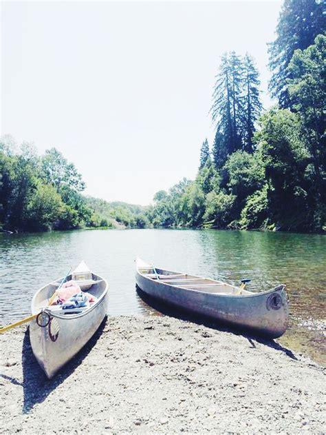 johnson canoes russian river day trip russian river canoe trip wanderer pinterest