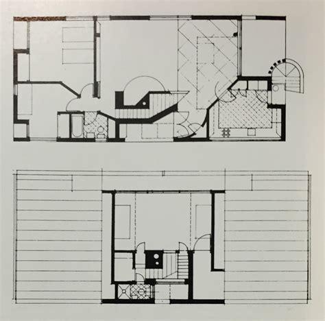 Venturi House Plan The Vanna Venturi House S New Owner Settles Into The
