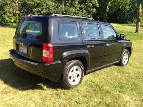 Jeep Patriot 2008 Owners Manual Sell Used 2008 Jeep Patriot Sport 4 Door 2 4l Low