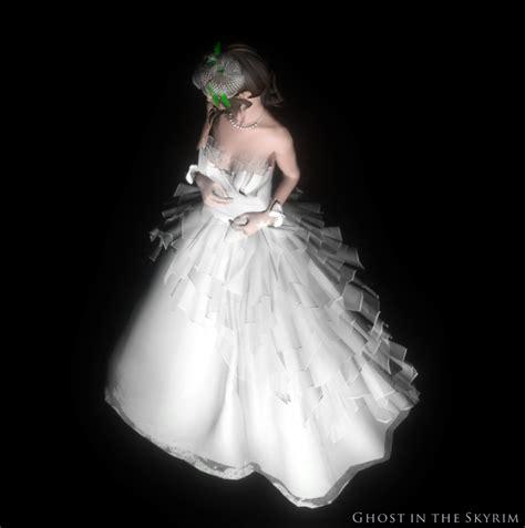 Wedding Attire Skyrim by Ghost In The Skyrim Lingling Clothes Wedding Dress