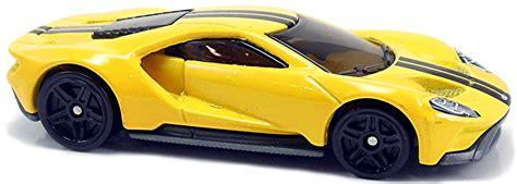 Hotwheels 17 Ford Gt Silver 17 ford gt 85mm 2016 wheels newsletter