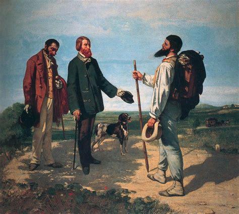 Courbet Biography Artist   courbet htm