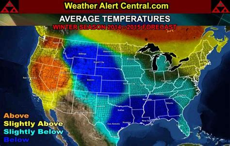 extended weather map usa winter winter map biological drill warning