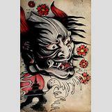 Japanese Demons | 600 x 950 jpeg 147kB