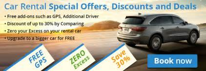 Car Rental Usa Best Deals Car Rental Tours Hotels