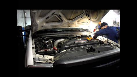 2008 Ford F250 Battery Replacement Ford F150 F250 How