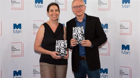 Booker Prize Also Search For A Walks Into A Bar By David Grossman Wins The Booker International Prize