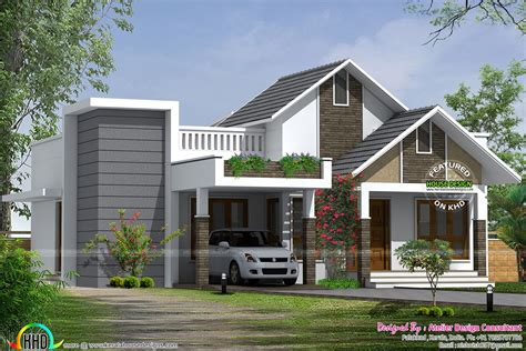 cute house designs march 2016 kerala home design and floor plans