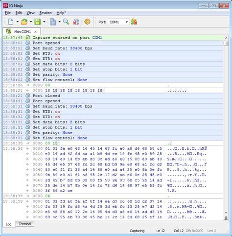 serial port software