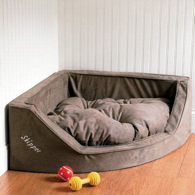 corner dog bed luxury corner dog bed apartment bedrooms dog beds