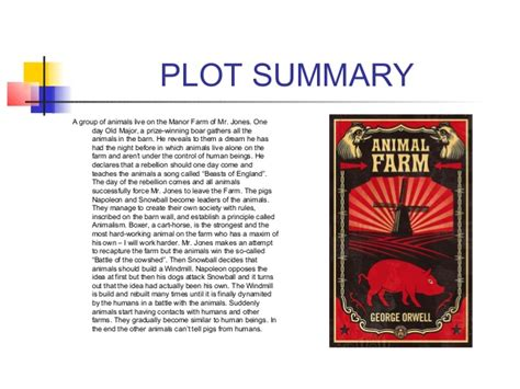 book report on animal farm animal farm book report summary durdgereport886 web fc2