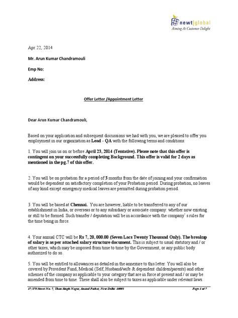 Promotion Letter With Probation Period Resume Name Means Filmmaker Resume Format Free Resume Builder Mobile Resume Objectives