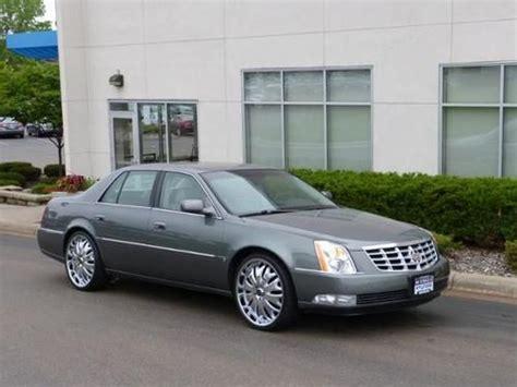 Cadillac Dts L by Buy Used 2007 Cadillac Dts L Sedan 4 Door 4 6l In