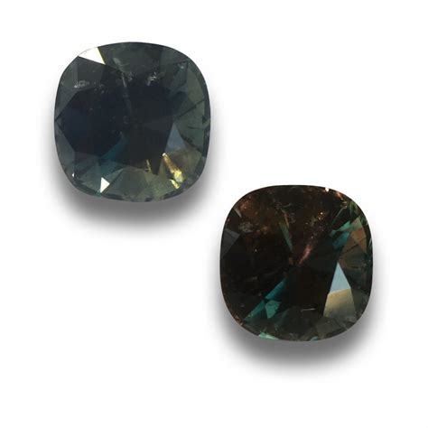 color changing gemstones unheated colour changing sapphire gemstone new