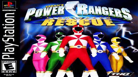 download film larva power rangers power rangers lightspeed rescue ps1 ost level 1