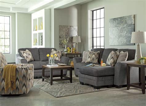 charcoal sofa living room braxlin charcoal living room set from 8850218