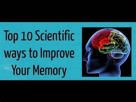 7 Ways To Improve Your Concentration by 7 Tricks To Improve Your Memory Huffpost