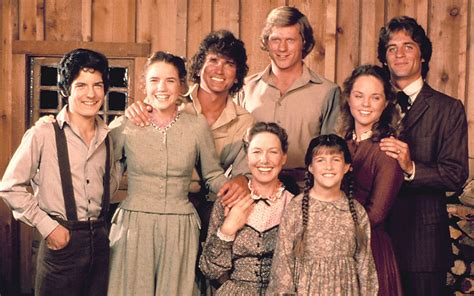 House On The Prairie michael landon sue gilbert