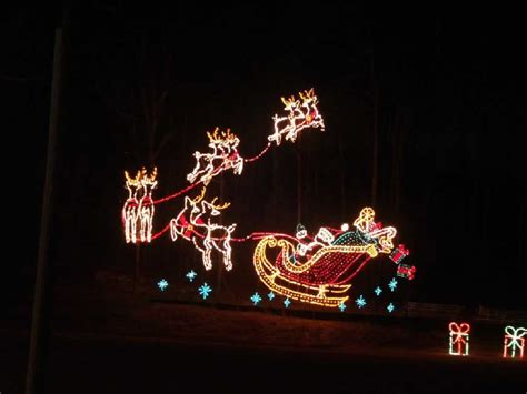 large sleigh twa christmas decorations