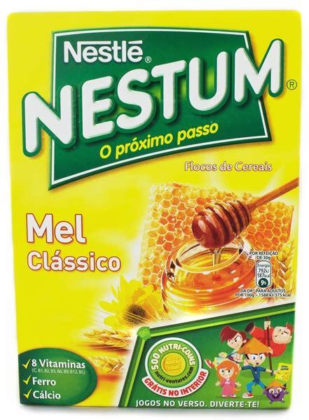Honey Cereal 300gr nestle nestum mel portugalia marketplace