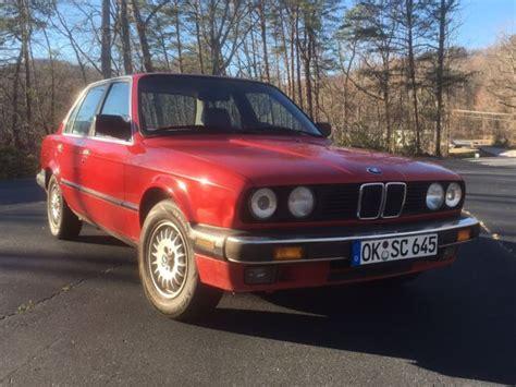 bmw e30 325i 4 door classic bmw 325i 1988 e30 4 door automatic for sale
