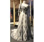 Une Robe De Bal La Reine Alexandra DAngleterre