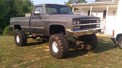 chevrolet    trade  custom lifted truck classifieds lifted