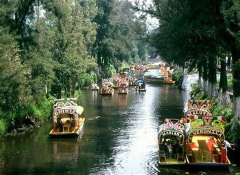 floating boats mexico city the tricky traveler the floating gardens mexico city mexico