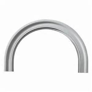 Average Height For Chair Rail - half round arch trim fypon 4m decorative moldings chair rail