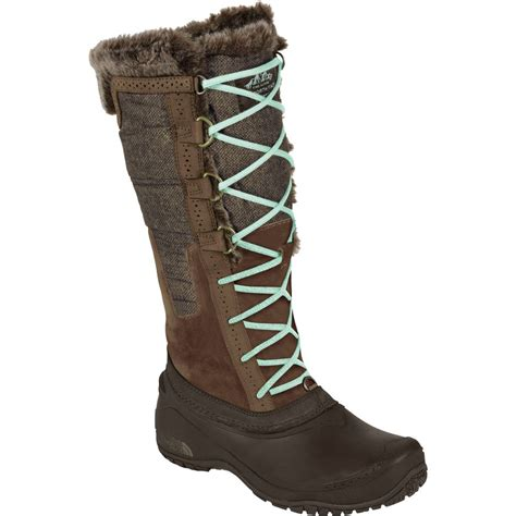 northface womans boots the shellista ii boot s