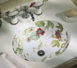 original sinks with decorative patterns freshome com