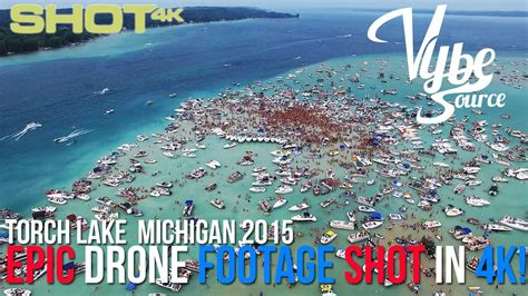 How To Keep House by Epic Drone In 4k Torch Lake Michigan Fireworks 2015