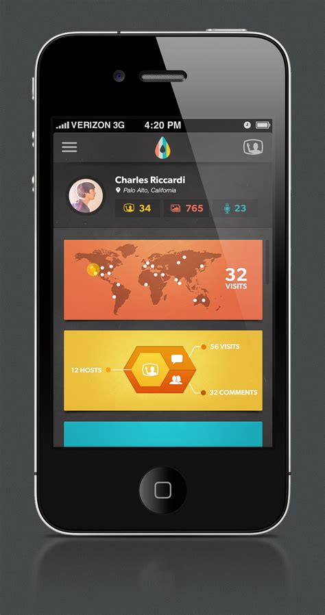 design inspiration app iphone dribbble infographic dribbble large png by jeremiah shaw