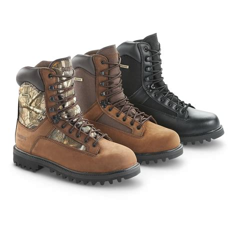 mens insulated boots insulated mens boots boot ri