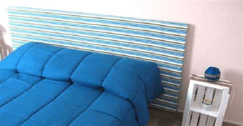 spalliera letto fai da te testiera fai da te e comodini di riciclo cose di casa