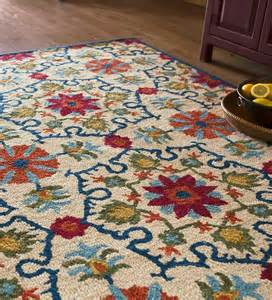 Folk Rugs by Lancaster Folk Wool Rug 7 10 Quot X 11 Collection