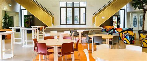 banken in rostock 5 keer kleurrijke kantine inrichting voor de schoolkantine
