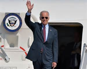 daily mail vice united states joe biden dispatched to ukraine after weekend shootout