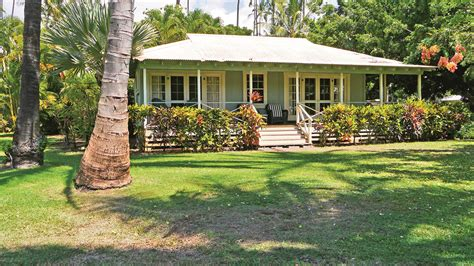 waimea cottages kauai hawaii on waimea trail a step back travel weekly