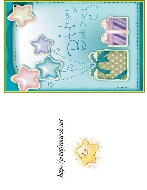 printable birthday cards diy free printables printable birthday card free birthday