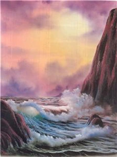 bob ross painting seascape bob ross seascape collection 6 1 2 hr dvd set new ebay