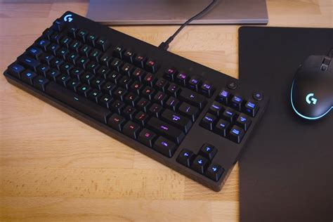 Keyboard Logitech G Pro Logitech G Pro Mechanical Gaming Keyboard Review Digital