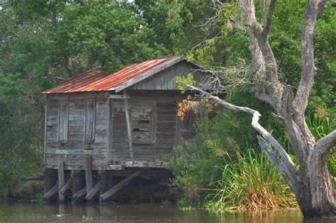 Fishing Cabins In by Photo 543 03 A Fishing Cabin In Bayou Gauche St Charles