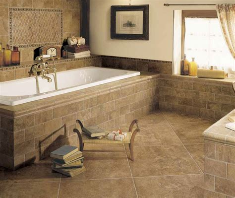 tile bathroom designs beautiful tile floors decosee