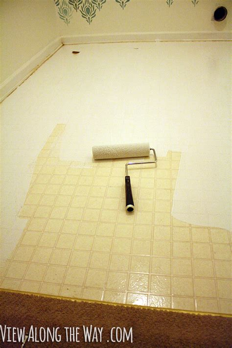 Which Is Better Vinyl Or Linoleum Flooring - painting vinyl floor tile tile design ideas