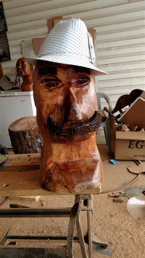 25 best ideas about chainsaw carvings on tree carving wood carvings and candle