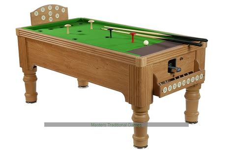 supreme bar billiards table