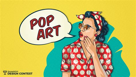 Spreadshirt Competition Winners Announced by Spreadshirt Announces Pop Design Competition